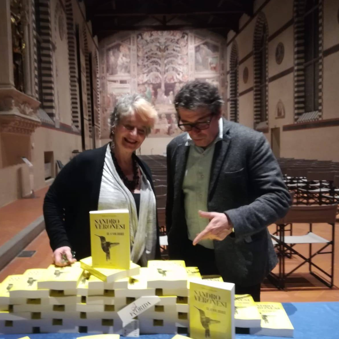 Sandro-Veronesi_libreria-florida-firenze